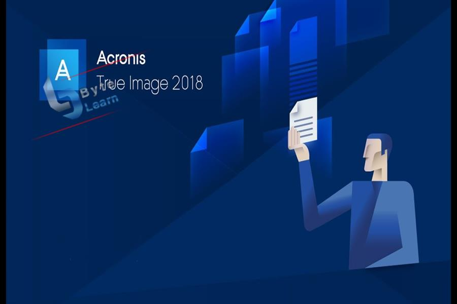 آموزش کامل نرم افزار Acronis True Image