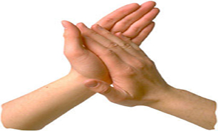 انواع دست و تشویق