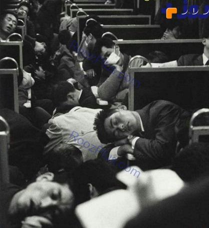 پایان ساعت کار در ژاپن