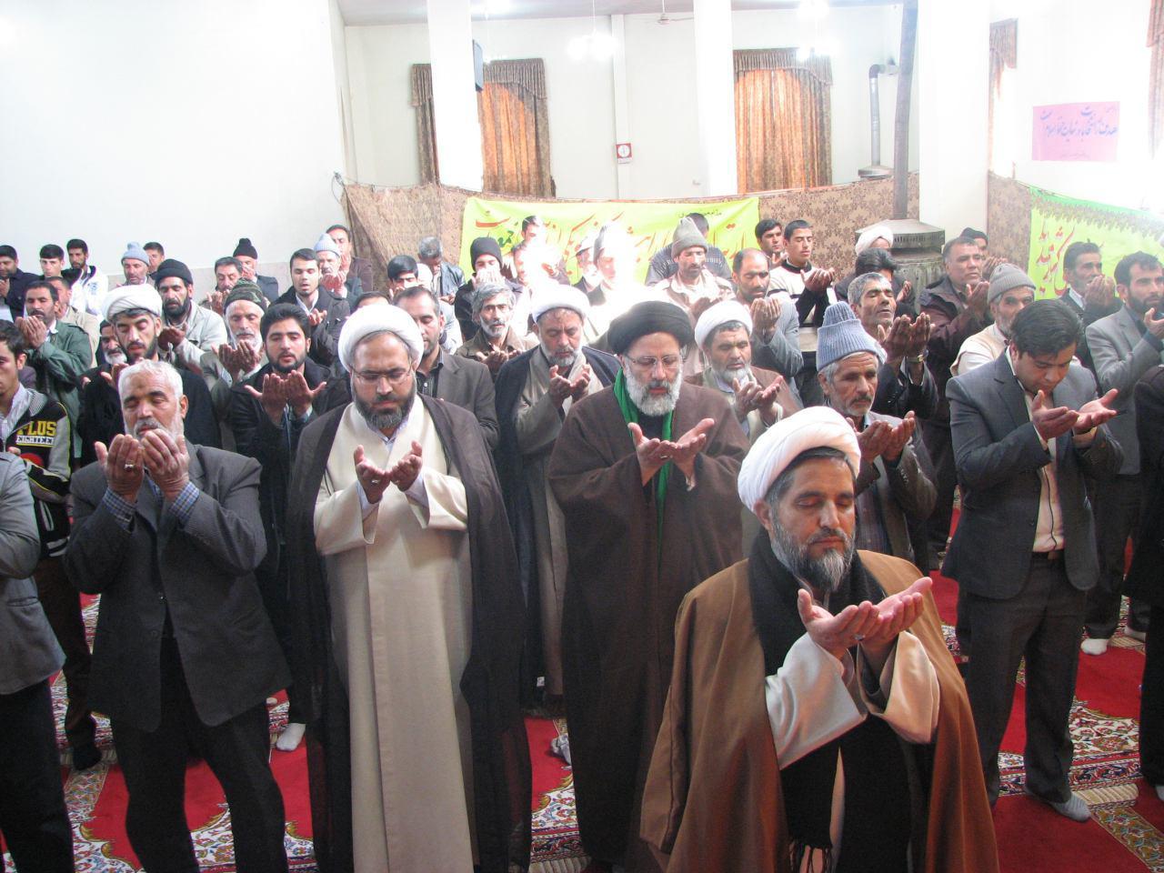 استقبال مردم زهان و زیرکوه از حجت الاسلام و المسلمین رییسی