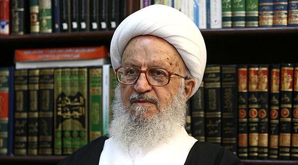 دیدار مدیران ارشد فرهنگی و مذهبی شهرداری تهران با آیت الله العظمی مکارم شیرازی: