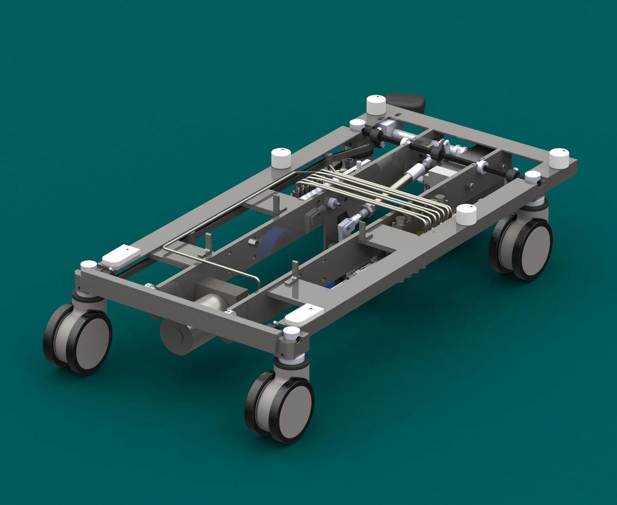 پروژه سالیدورک تجهیزات پزشکی