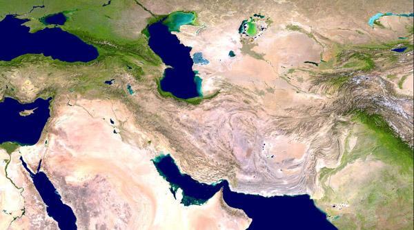 خاورمیانه ژئوپلیتیک نوین و چالشهای ایران و آمریکا ۱۲