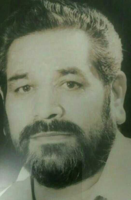 زیارت مزار شهید فلاح-علی اکبر
