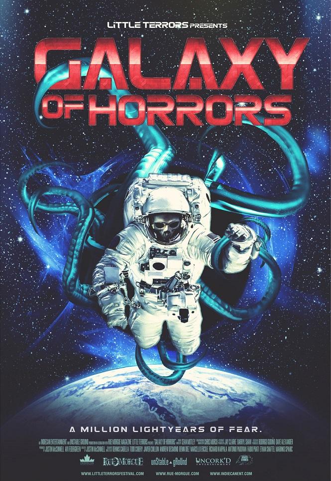 دانلود فیلم Galaxy of Horrors 2017