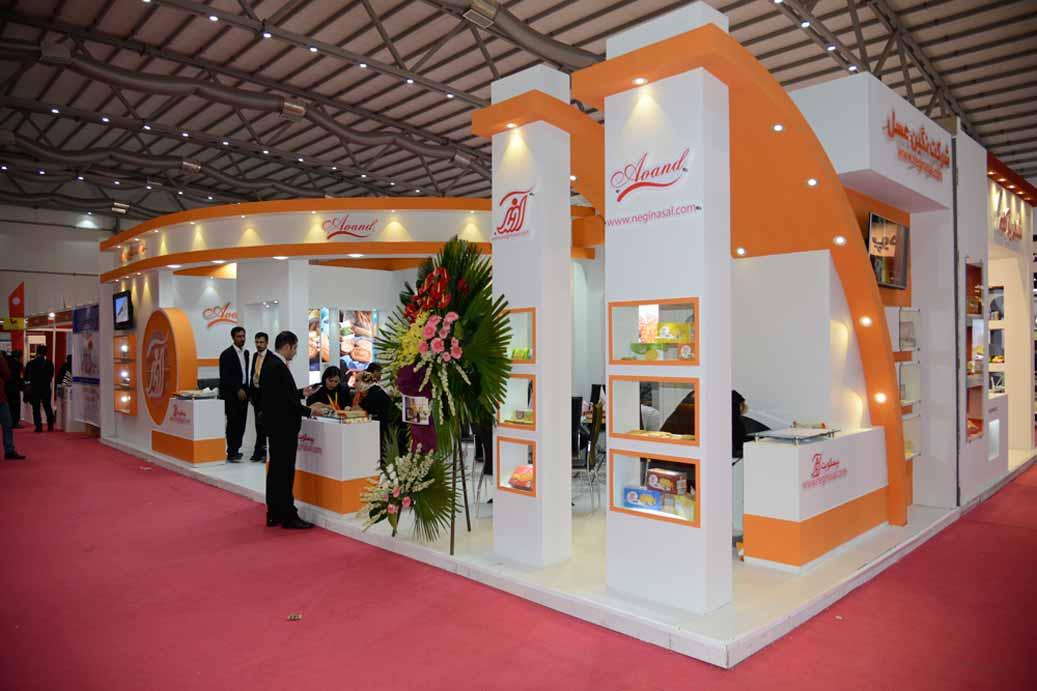 D Coform Exhibition : طراحی غرفه نمایشگاهی ک g