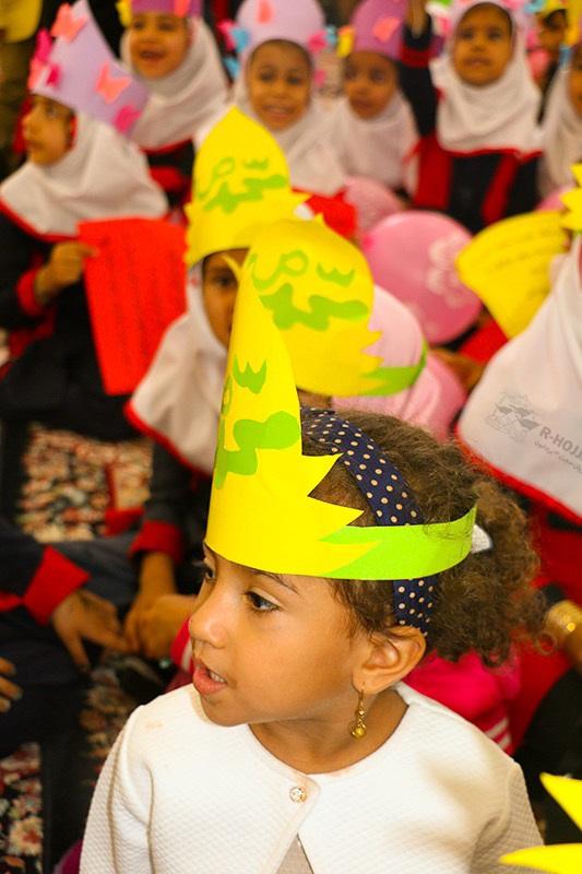 جشن و شادی کودکان در بردخون