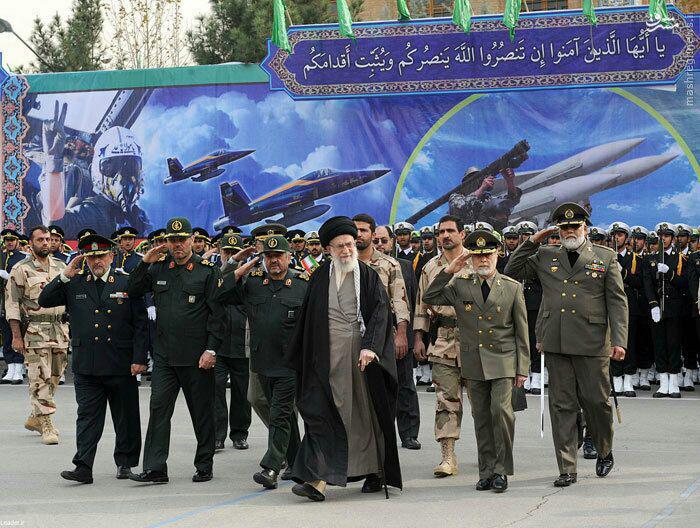 روز ارتش مبارک