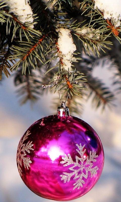 بک گراند زیبای کریسمس برای گوشی موبایل اندروید