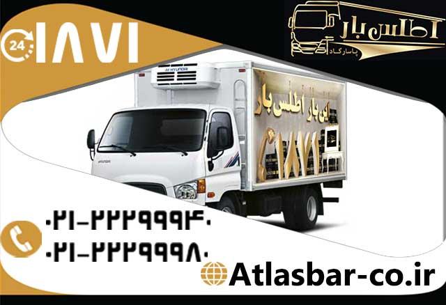 حمل اثاثیه منزل و باربری در تهران