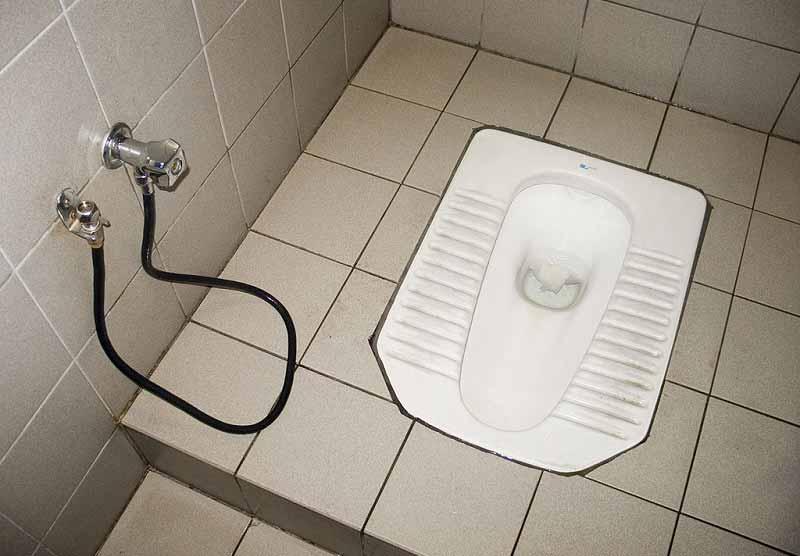 روش تخلیه چاه دستشویی