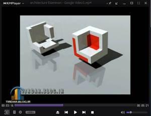 دانلود فیلم معماری توسعه مورفولوژیک-معماری پیتر آیزنمن