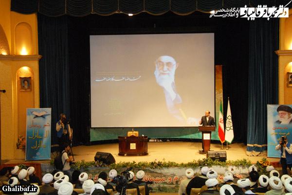 دیدار دکتر قالیباف با ائمه جماعات شهرداری تهران