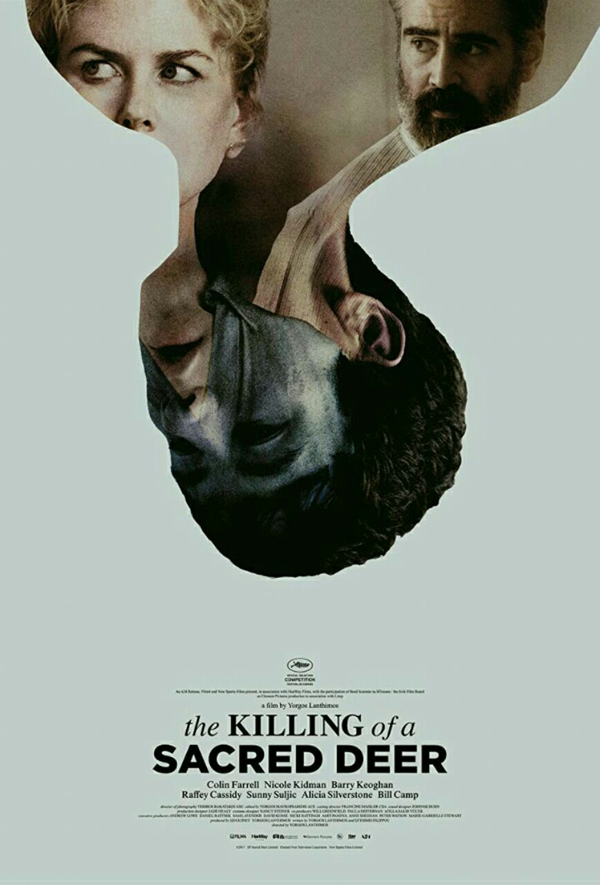 The killing of a sacred deer- 2017