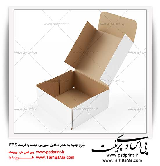 طرح جعبه