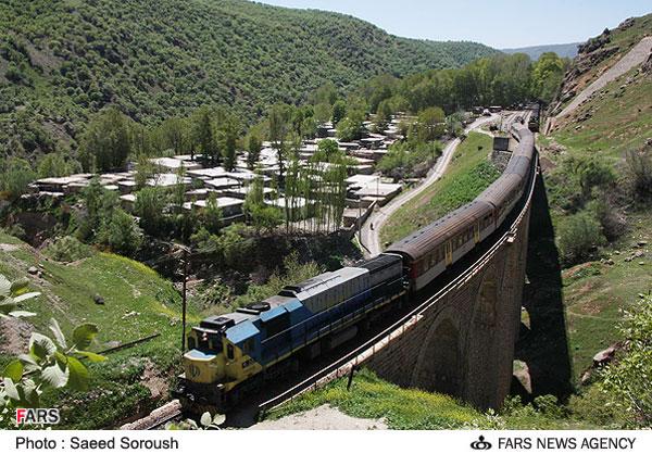 پل راه آهن بیشه