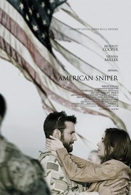 پوستر فیلم تک تیرانداز آمریکایی