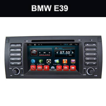 Double Din Car Radio System BMW