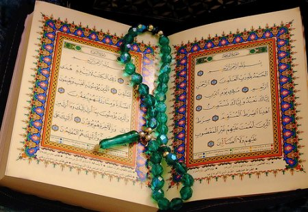 11 تریلیون وجه اعرابی برای 5 آیه قرآن + فیلم