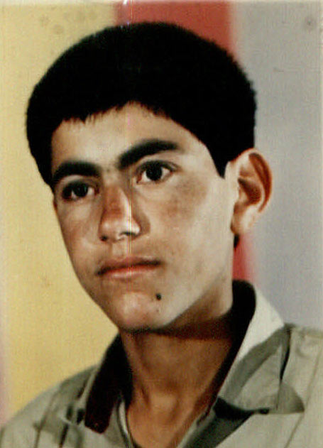 شهید کامیاب-حسین
