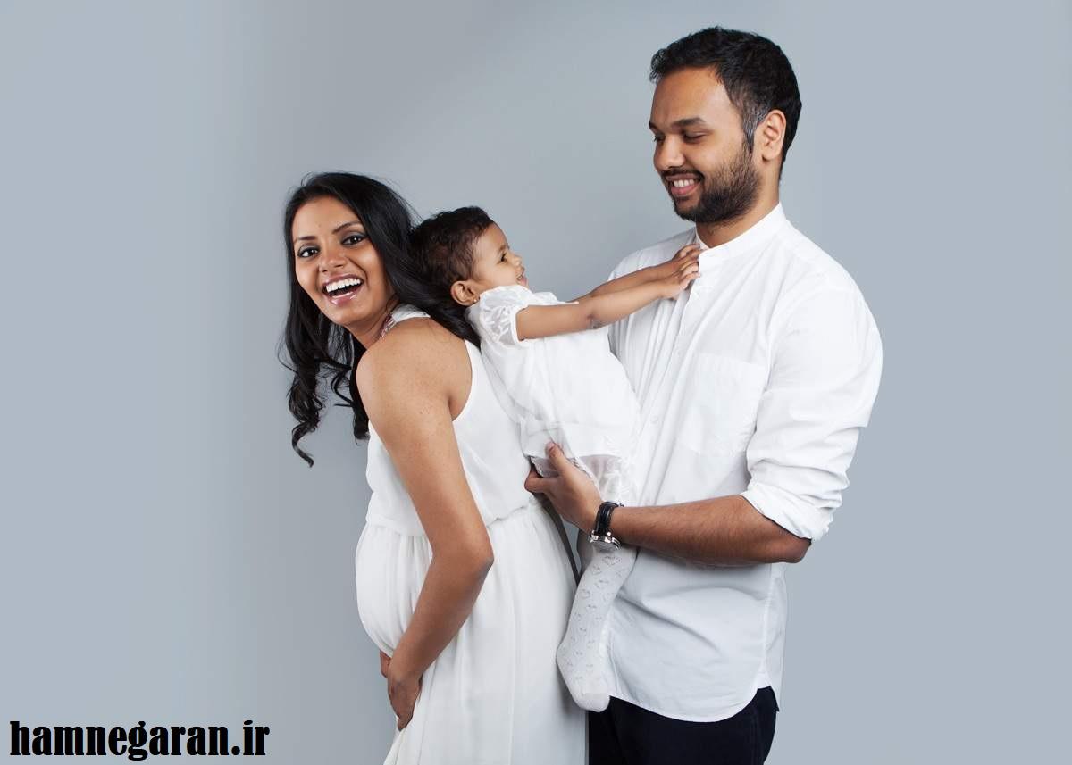 عکس دوره بارداری