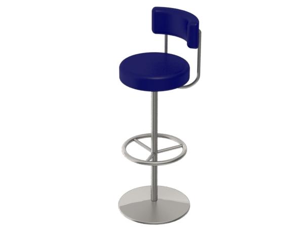 پروزه رایگان صندلی سه بعدی سالیدورک