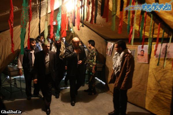 مراسم یادواره سردار شهید مرتضی سلمان طرقی و شهدای گرانقدر نارمک