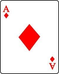 معانی کارت های ورق سری خشت - falgir.blog.ir