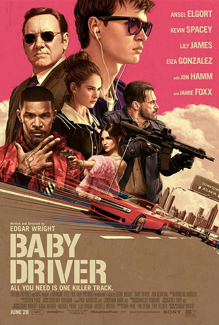 Baby driver-2017