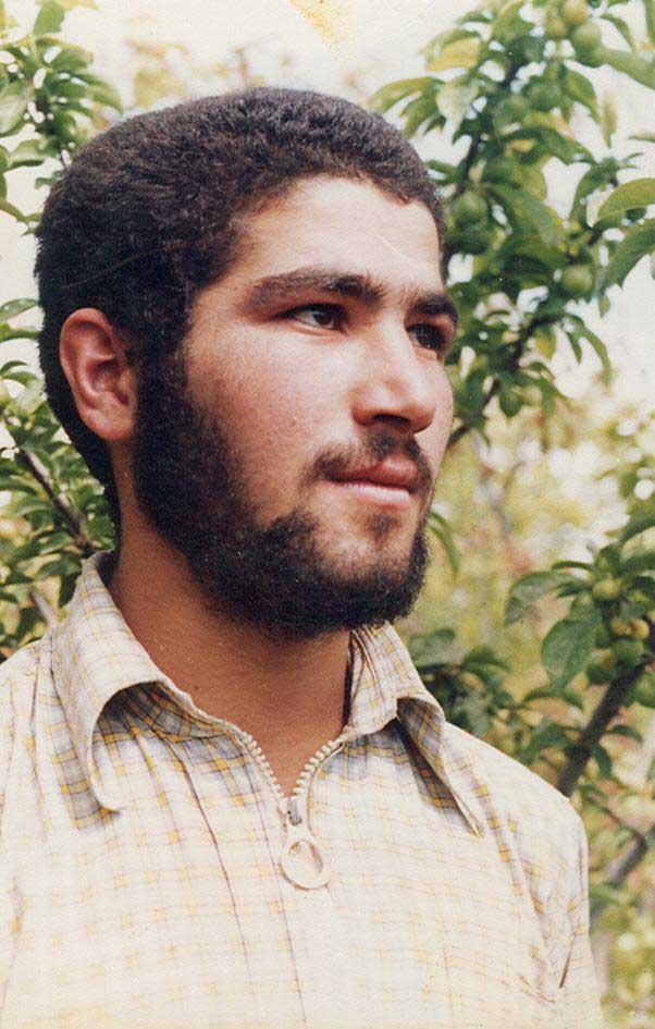 شهیدبانان متقی-کاظم
