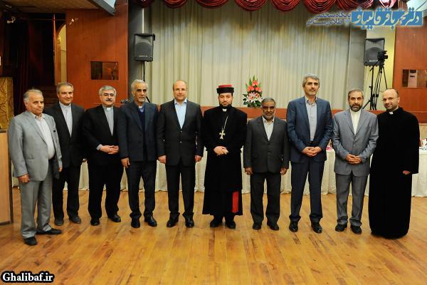 نشست صمیمی با اعضای انجمن آشوریان تهران