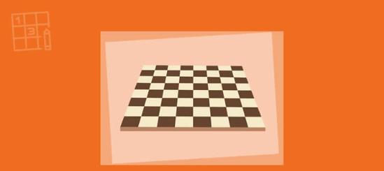چند مربع در صفحه شطرنج وجود دارد؟
