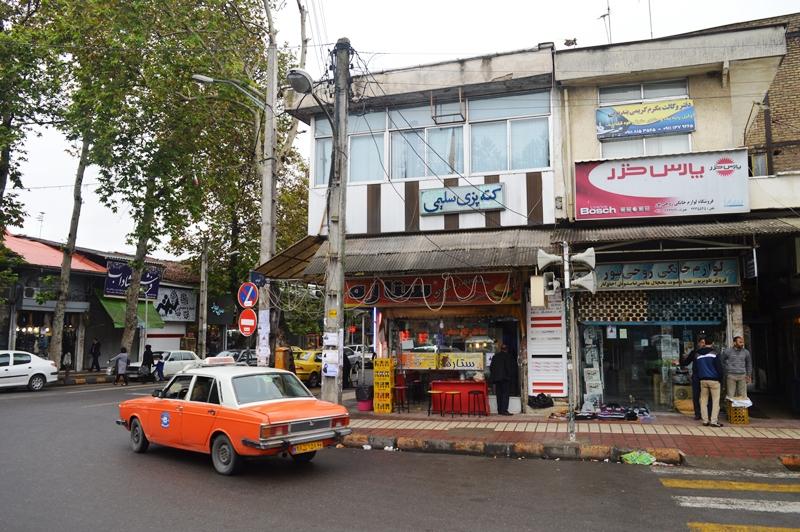 کته پزی سلیمی در لاهیجان