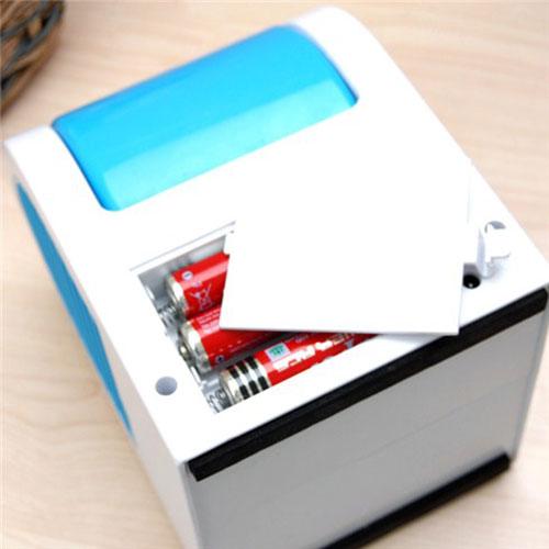 خرید مینی کولر رومیزی USB(تک دریچه) ارزان