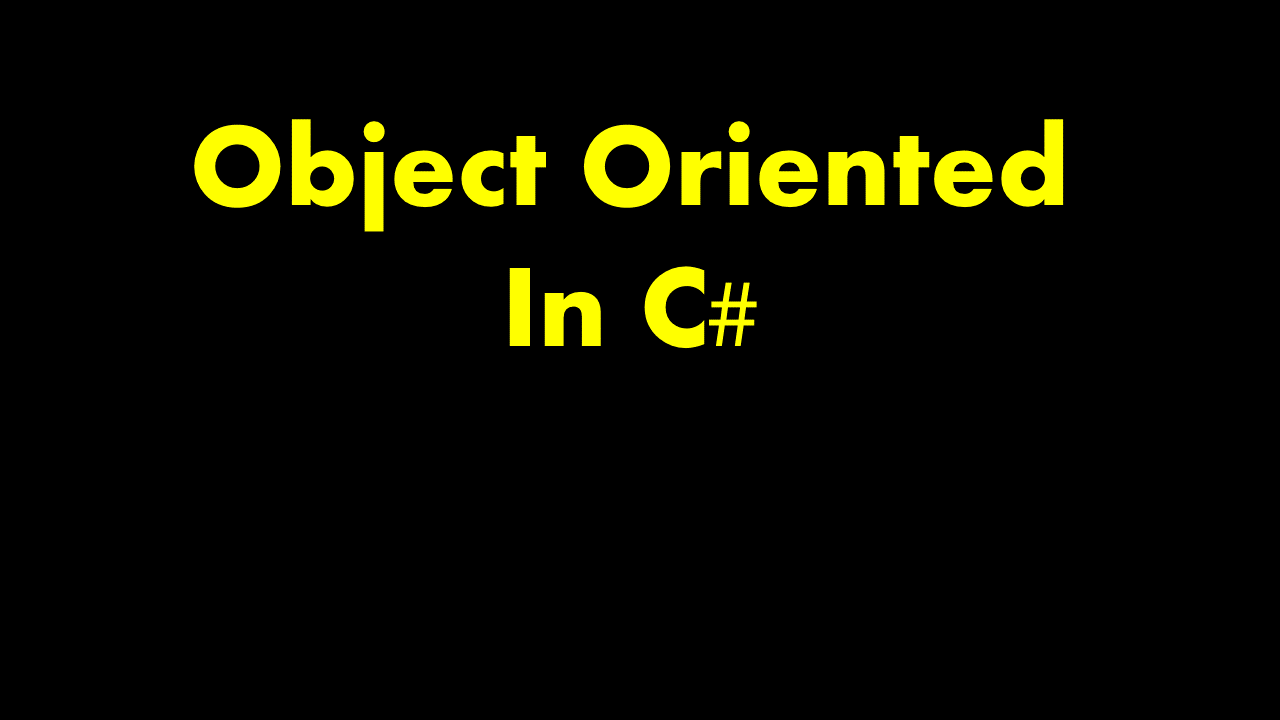 شی گرایی یا Object Oriented Analysis And Design