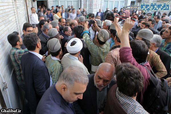 دیدار صمیمانه قالیباف با نخبگان عشایر در شیراز