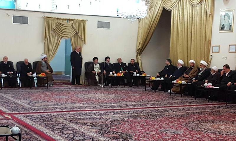 بازدید تولیت آستان قدس رضوی از آسایشگاه خدام رضوی