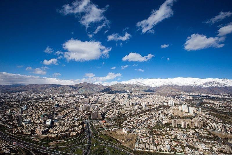 سوهانک تهران