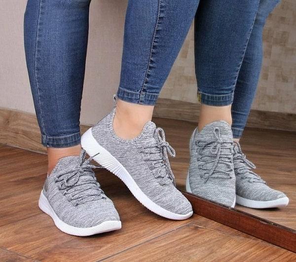 30 مدل کفش ورزشی زنانه زیبا و ارزان با قیمت روز و خرید اینترنتی