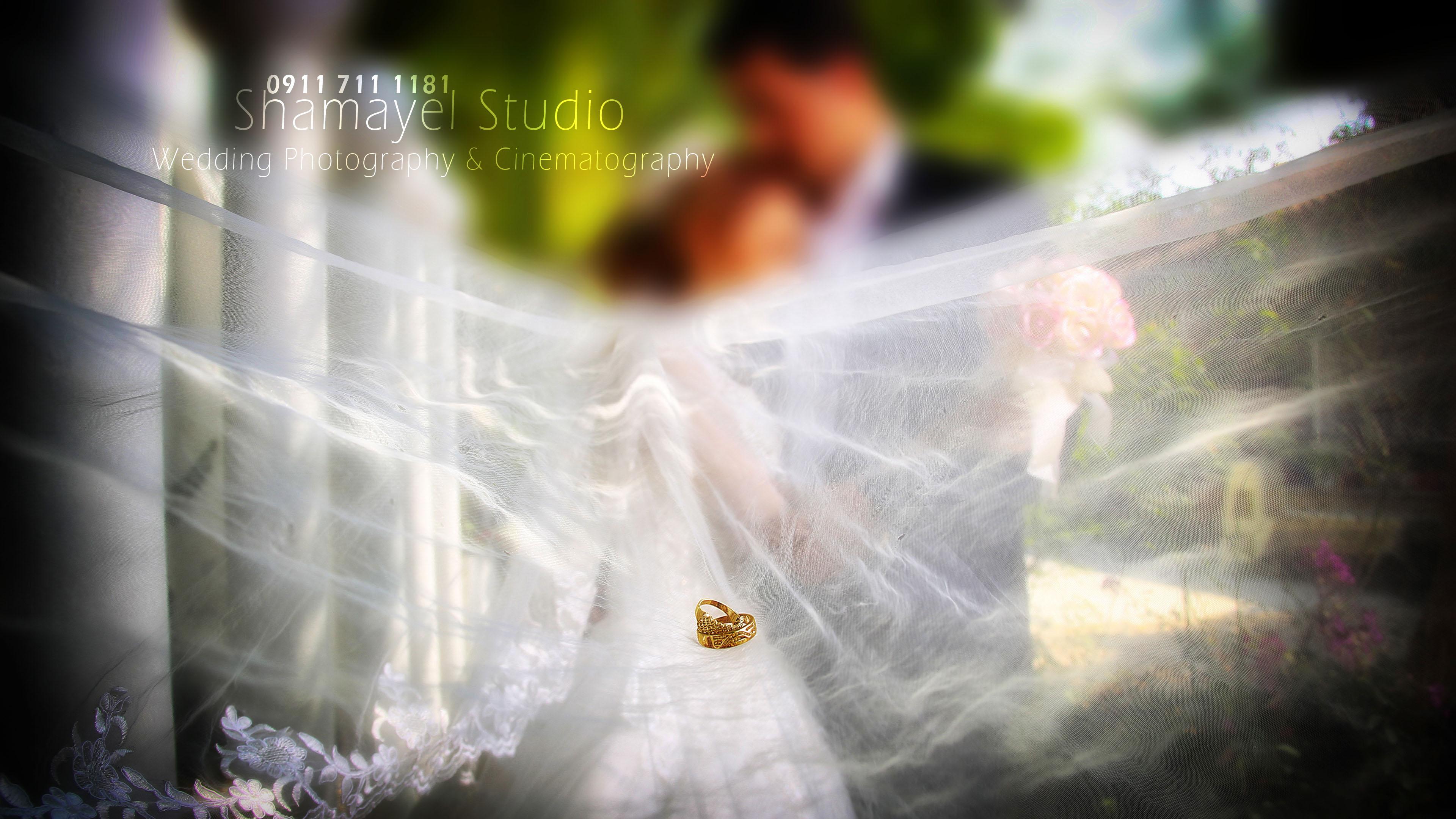 طرح عکاسی احساسی عروس
