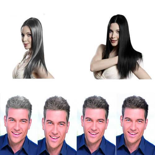 رنگ موی سوبارو اورجینال