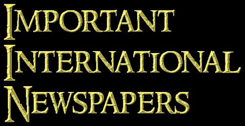 تیتر روزنامه های مهم دنیا