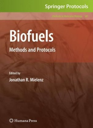 Biofuels: Methods and Protocols
