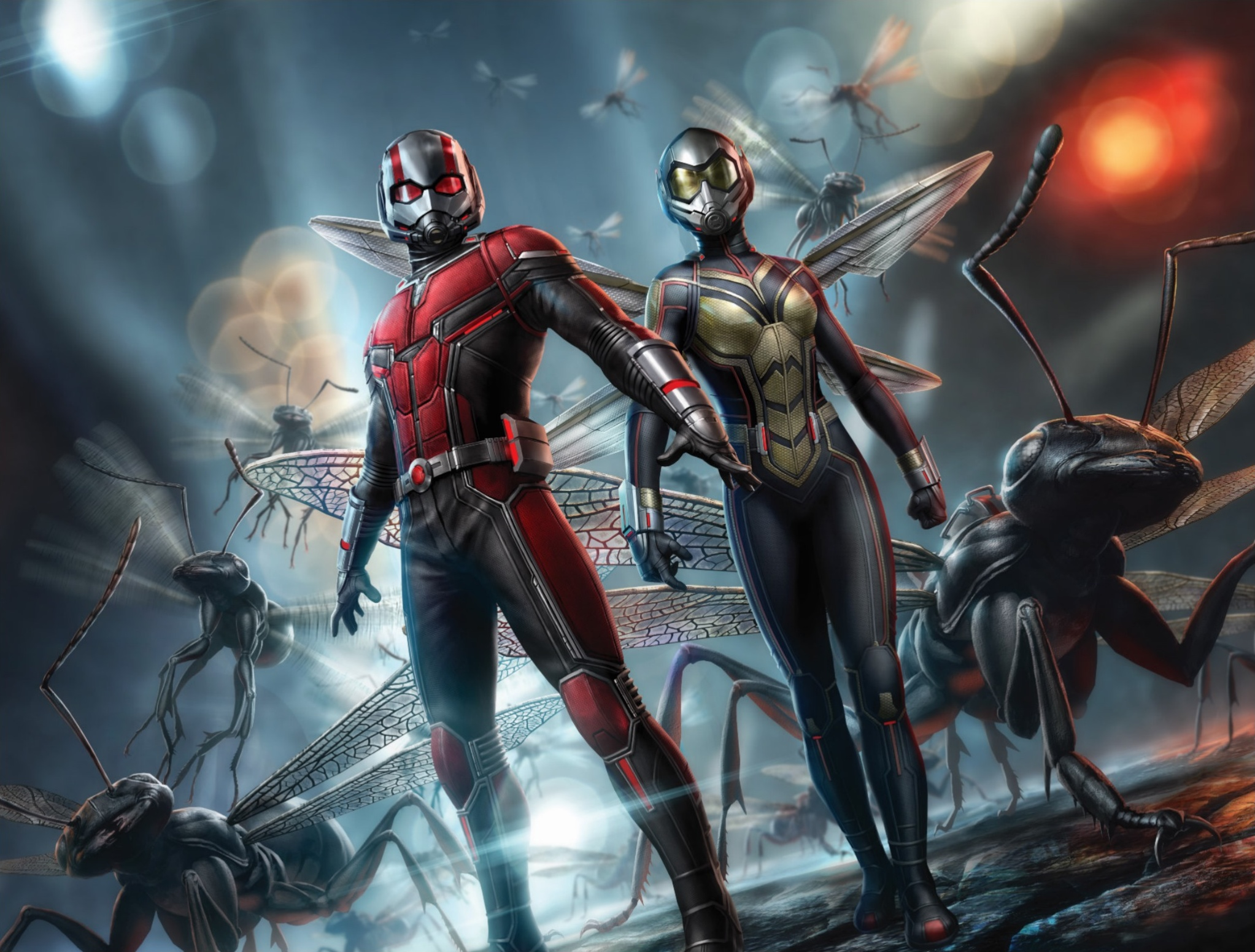 دانلود فیلم ant-man 2 2018 ant-man and the wasp