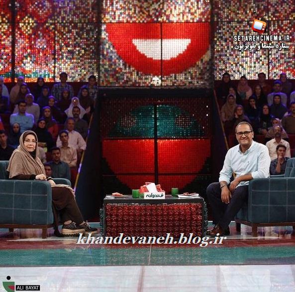 دانلود خندوانه مریم شیرزاد و جناب خان | 27 تیر 95 | با لینک مستقیم