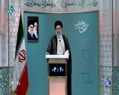 من حاضرم بعنوان نماینده کارگران با آقای روحانی مناظره کنم
