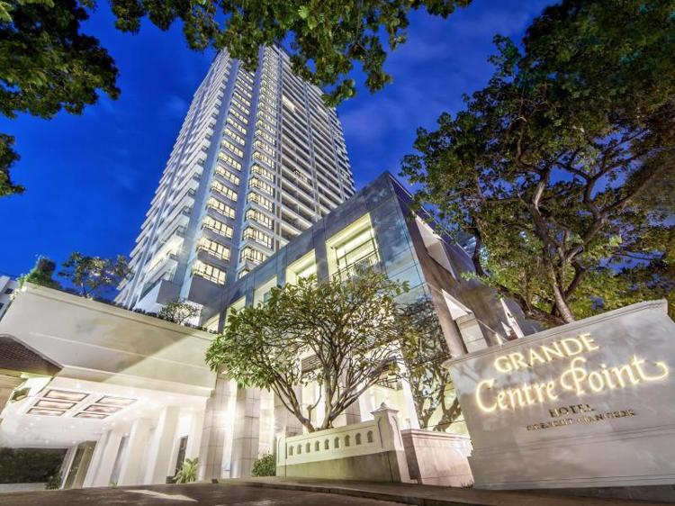 Centre point ploenchit for E booking hotel