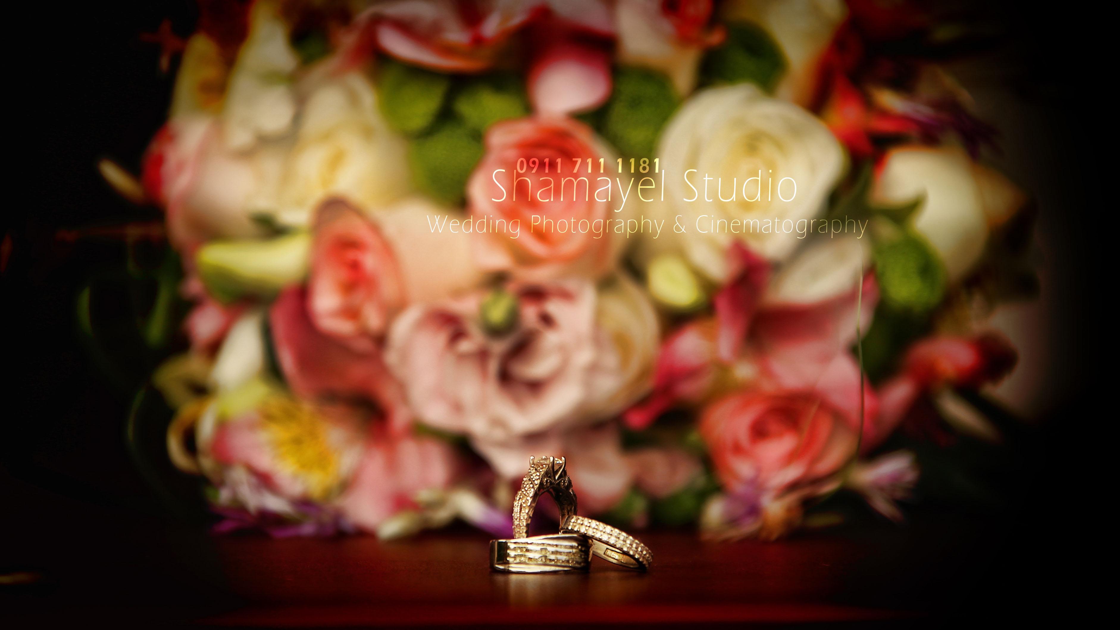 حلقه و گل