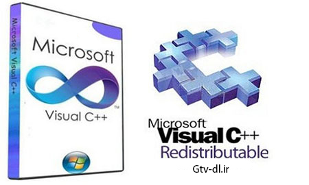دانلود Microsoft Visual C++ Redistributable 2005-2015 x86/x64 August 2016