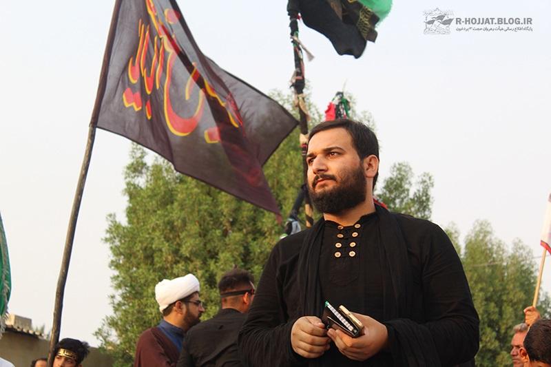 کاروان حسینی در بوشهر